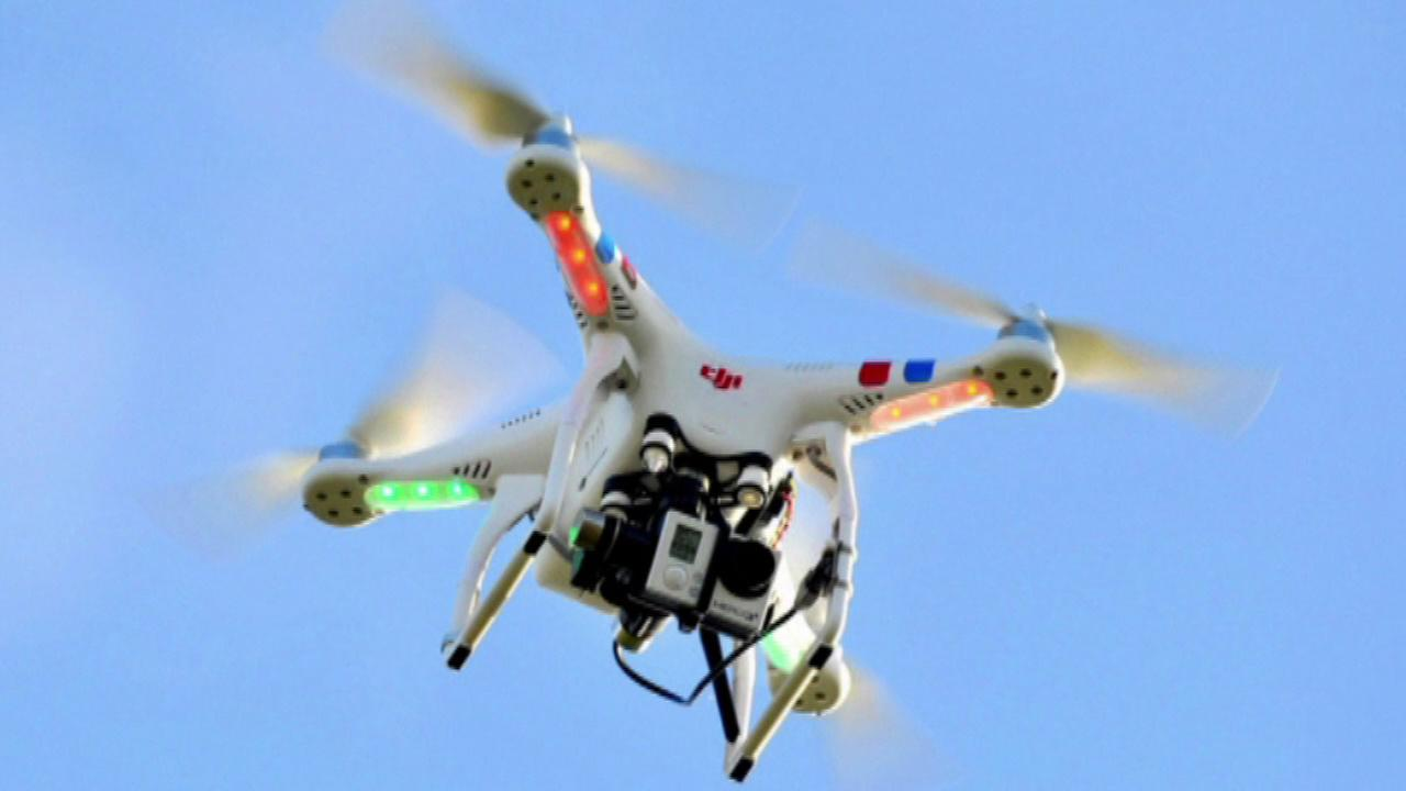 Drone has close call with jetliner in North Carolina, officials say
