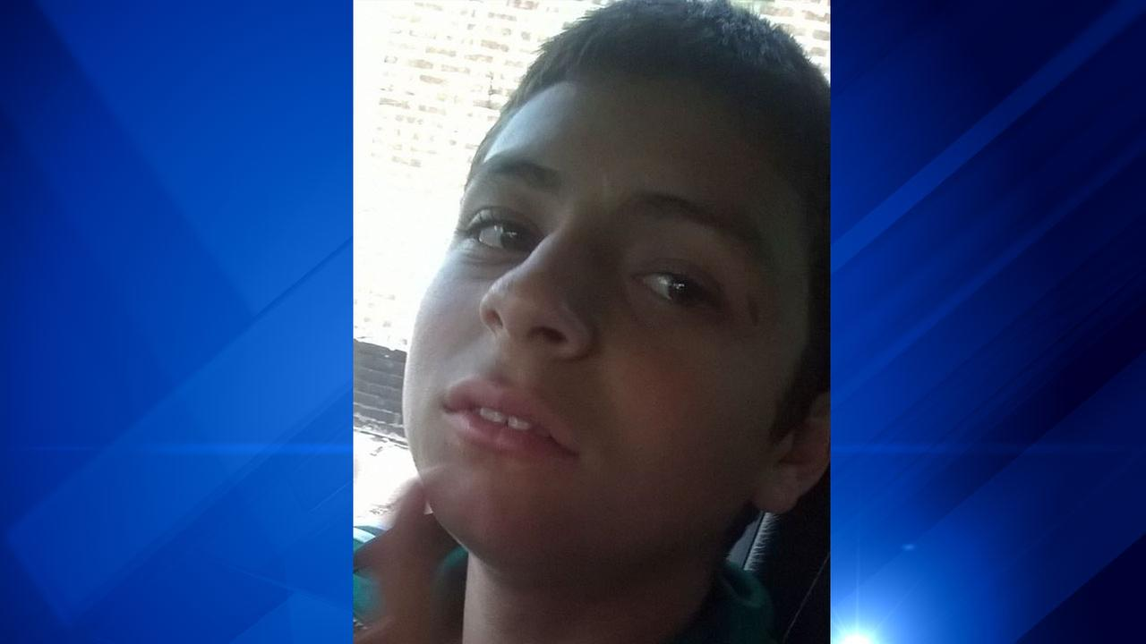 Salvador Gallegos, 13, has been missing from the Brighton Park neighborhood since June 29, 2015.