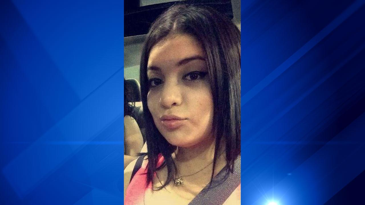 Jasmin Jazzy Martinez, 17.