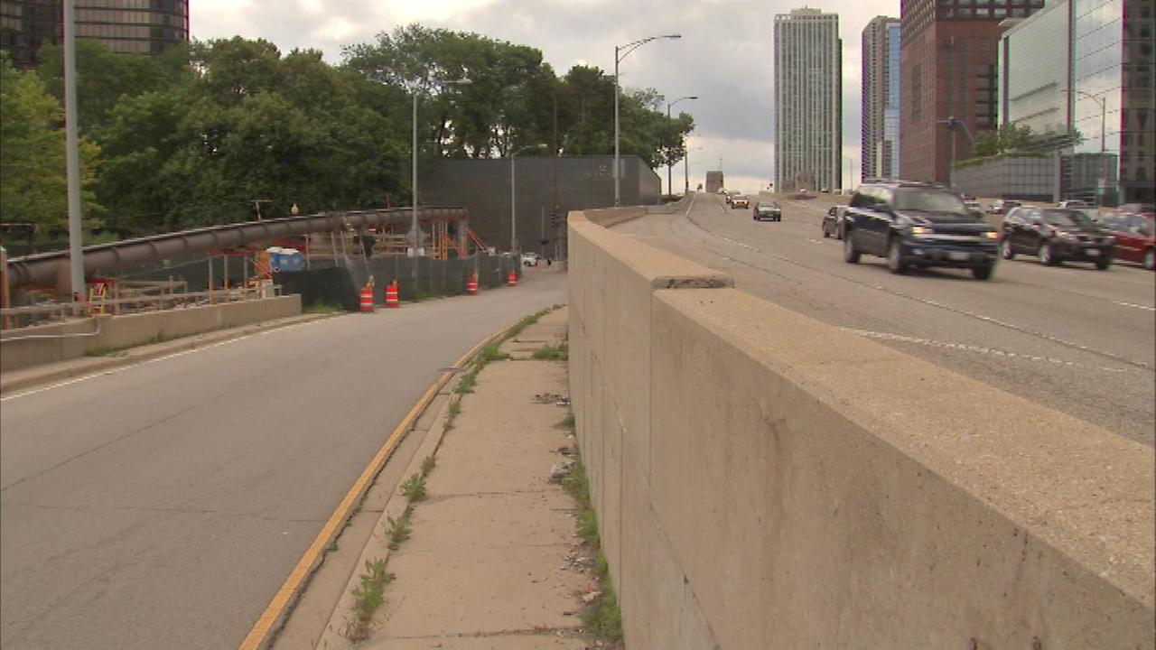 Navy Pier flyover project work begins after delays