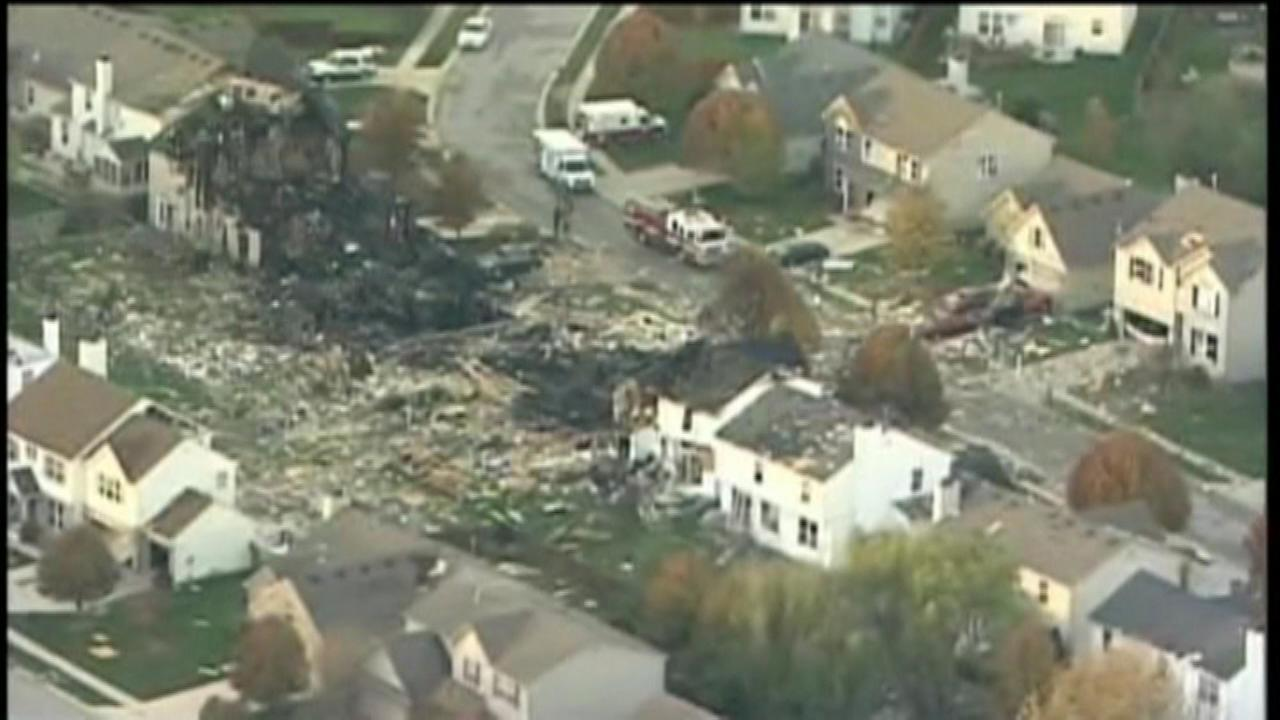 Jury: Man guilty of murder in house explosion case