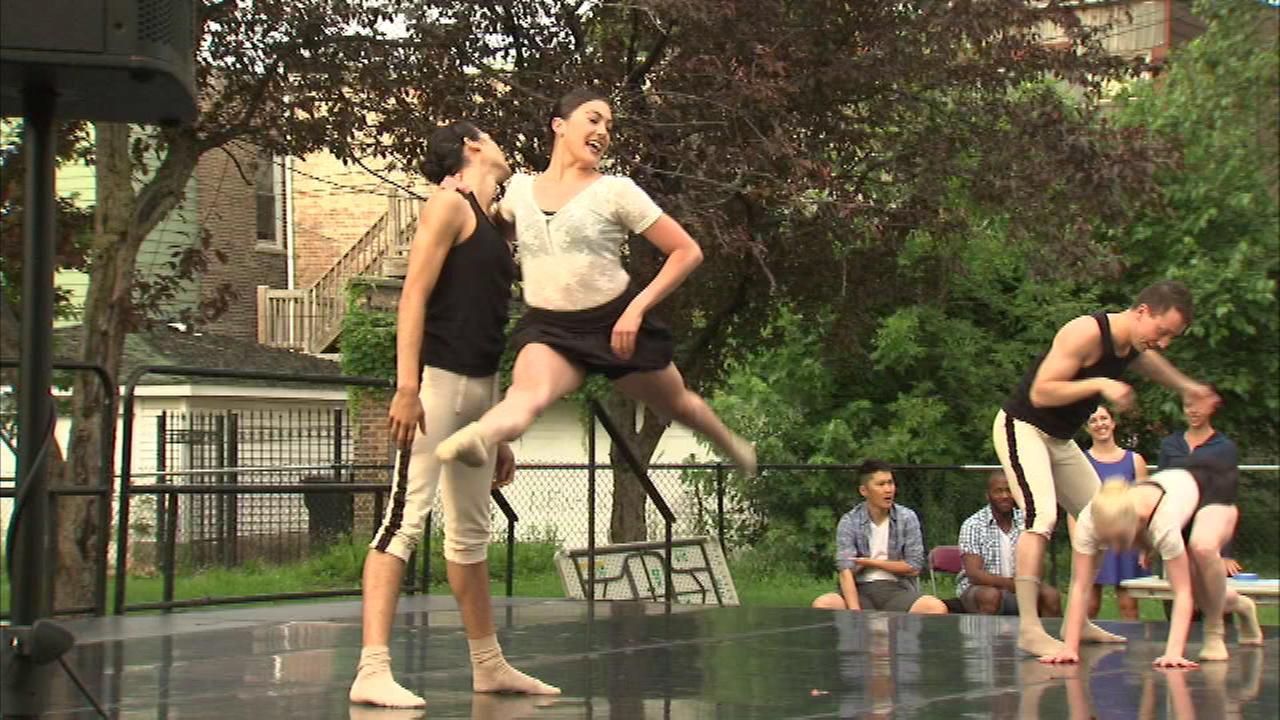 Dance in the Parks kicks of summer 2015 season