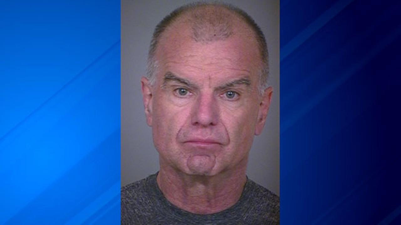 Edward J. McMenamin, 67, faces five counts of Dissemination of Child Pornography, each a Class X Felony, and twelve Class 2 Felony charges of Possession of Child Pornography.