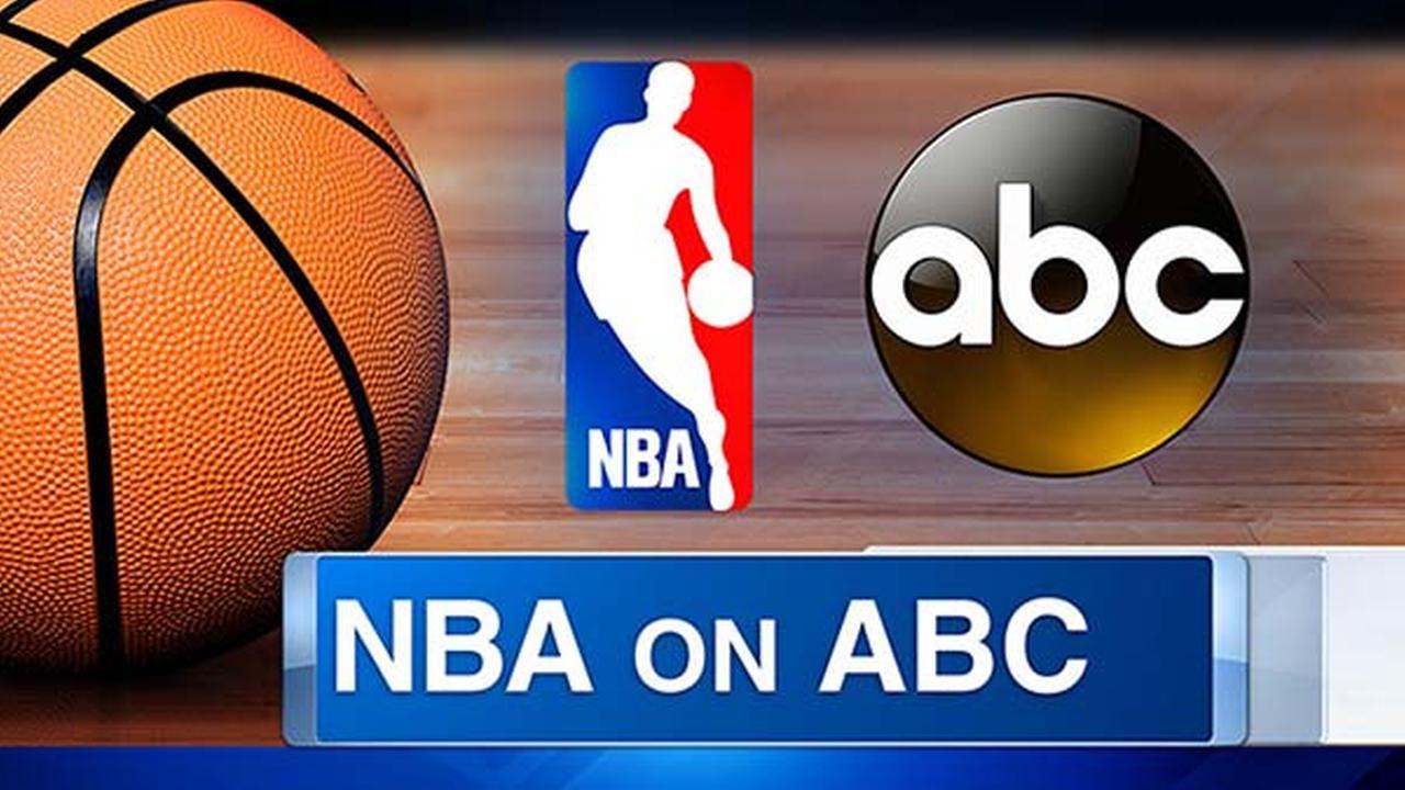 'Saturday night NBA on ABC' begins in 2016