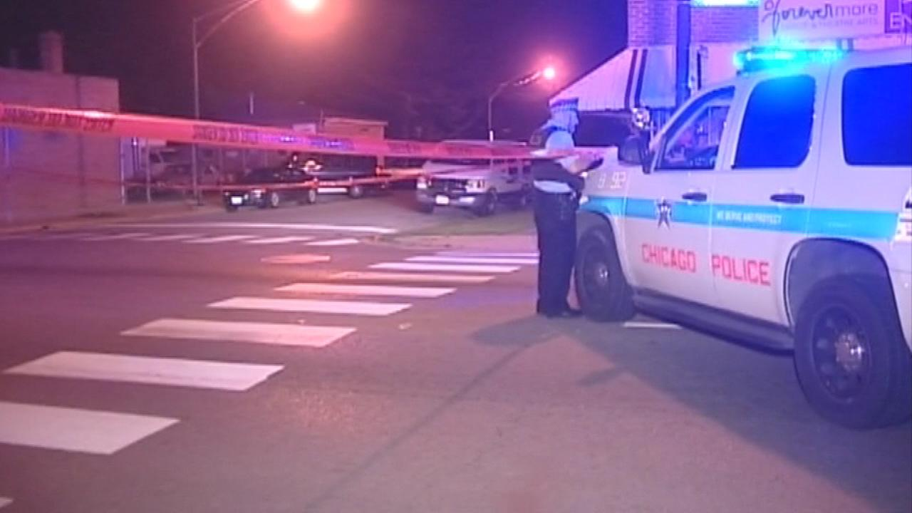 A Chicago police officer is facing DUI charges after he allegedly hit and critically injured a woman in a crosswalk early Saturday morning.