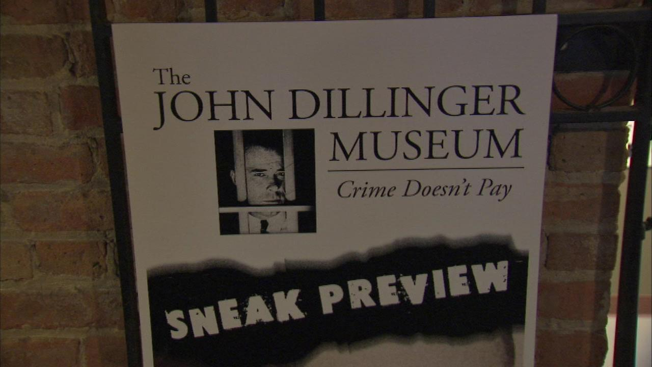 John Dillinger Museum to open in Crown Point