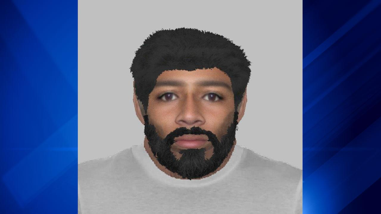 Police are still looking for this man, who is believed to have attempted to abduct a 15-year-old girl on July 13.