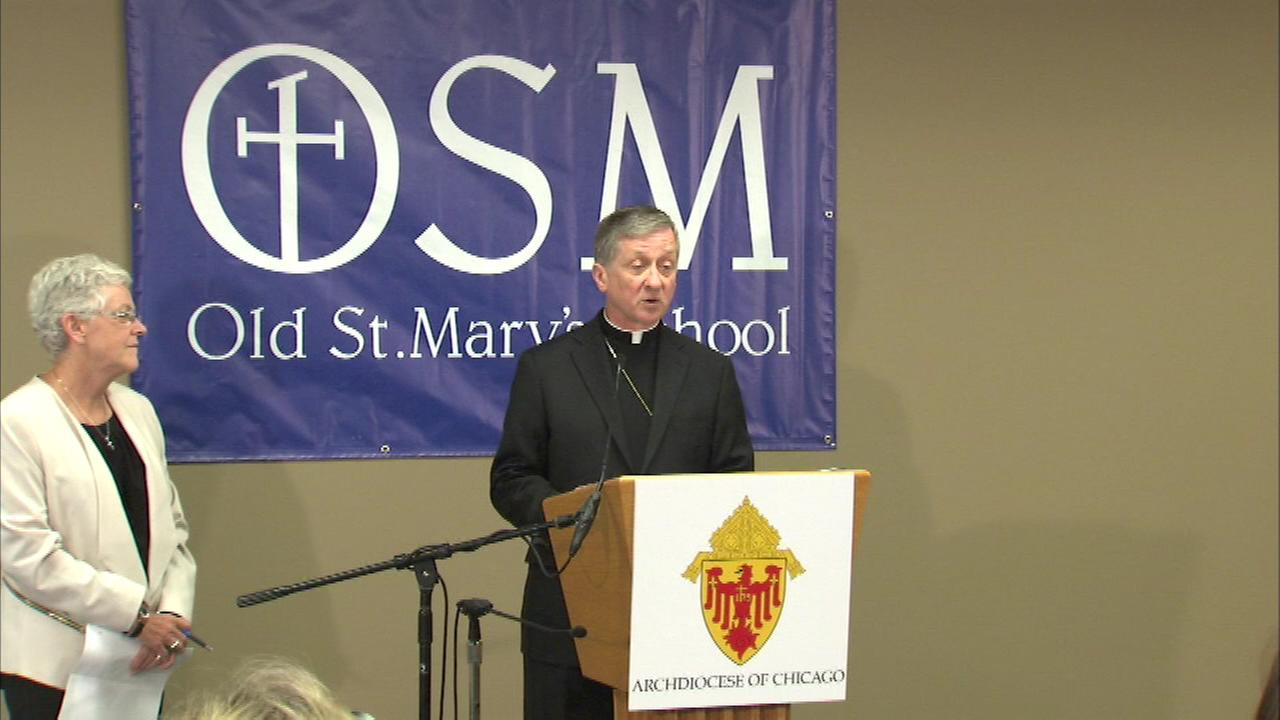 Archbishop Cupich bring Pope's environmental message to Chicago
