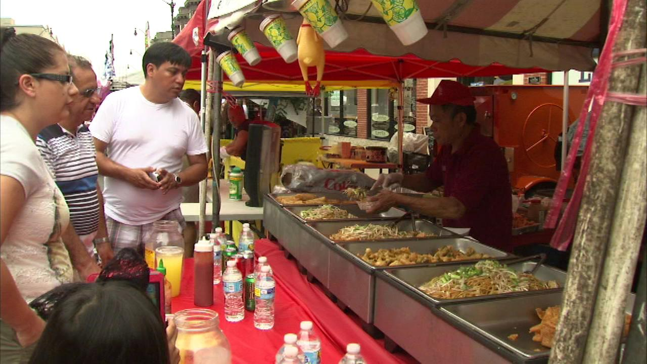 The Taste of Lincoln is back for the 32nd year on Chicagos North Side this weekend.
