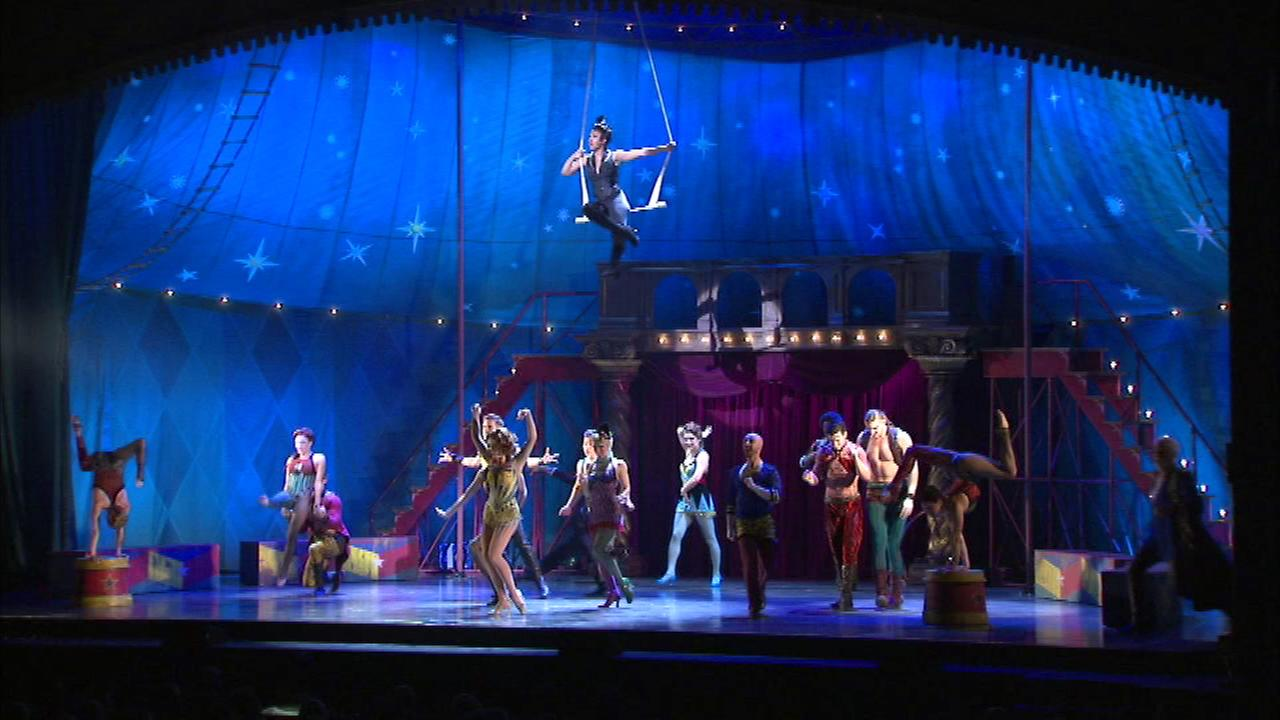 'Pippin' begins limited run at Cadillac Palace Theatre