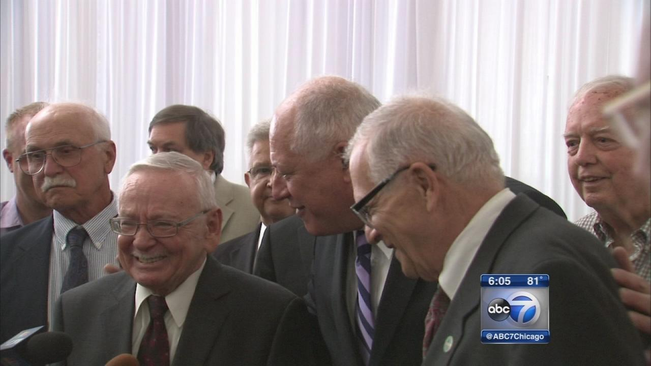 Quinn, Rauner face off on same-sex marriage