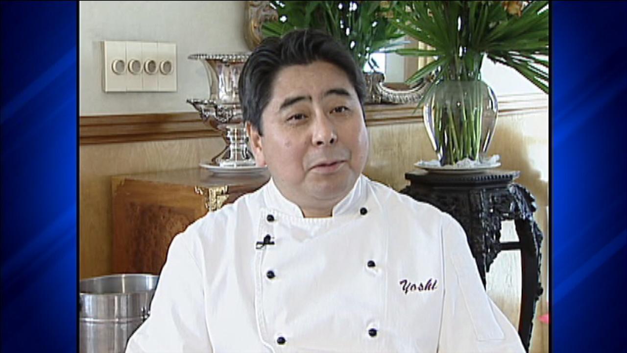 Yoshi Katsumura, chef-owner of Yoshi's Cafe, dies at 65