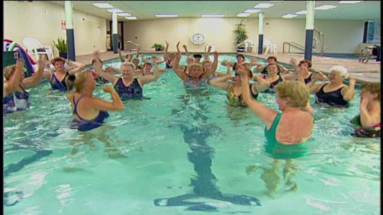 Seniors benefit from even small amounts of exercise