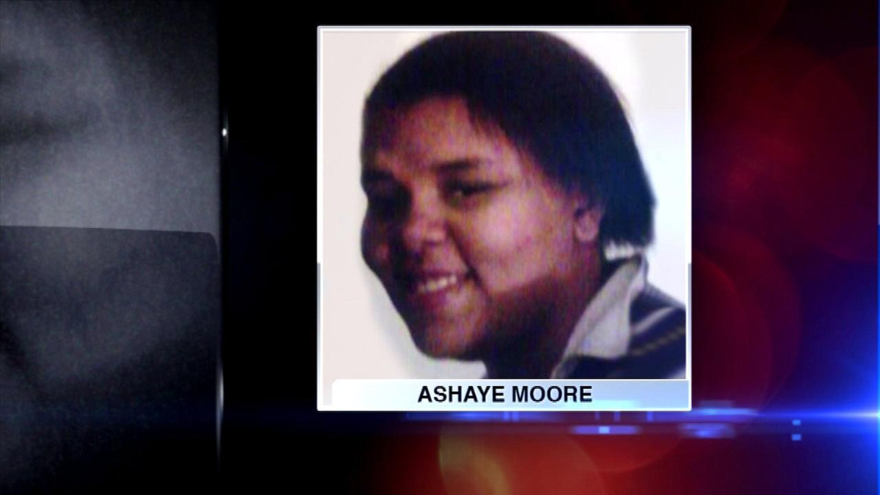 Ashaye Moore.