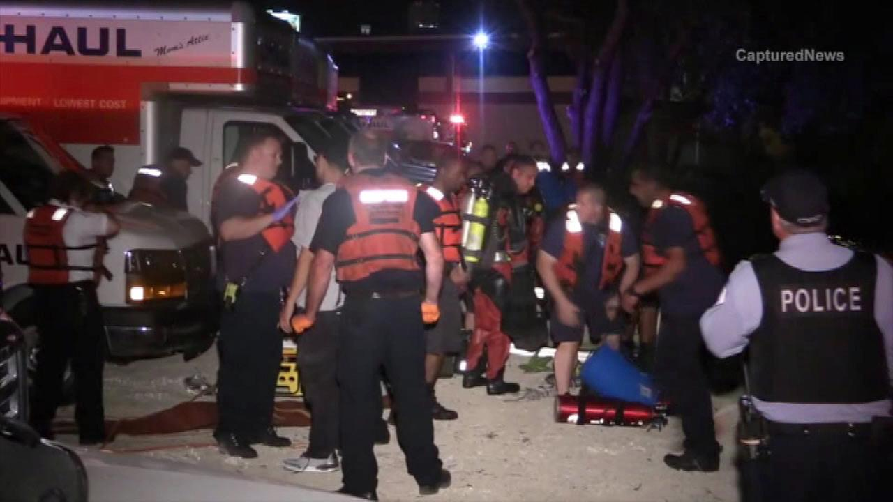 Woman rescued from Chicago River near Chinatown