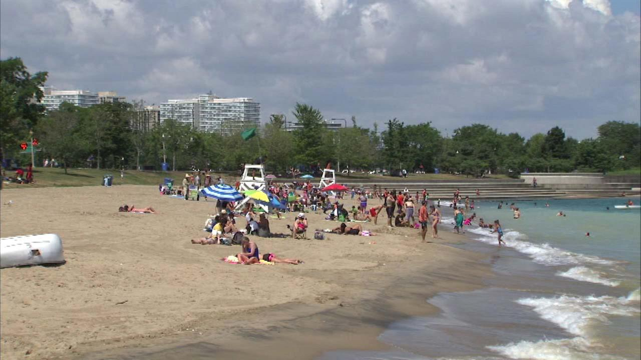 Wi-Fi coming to several Chicago beaches