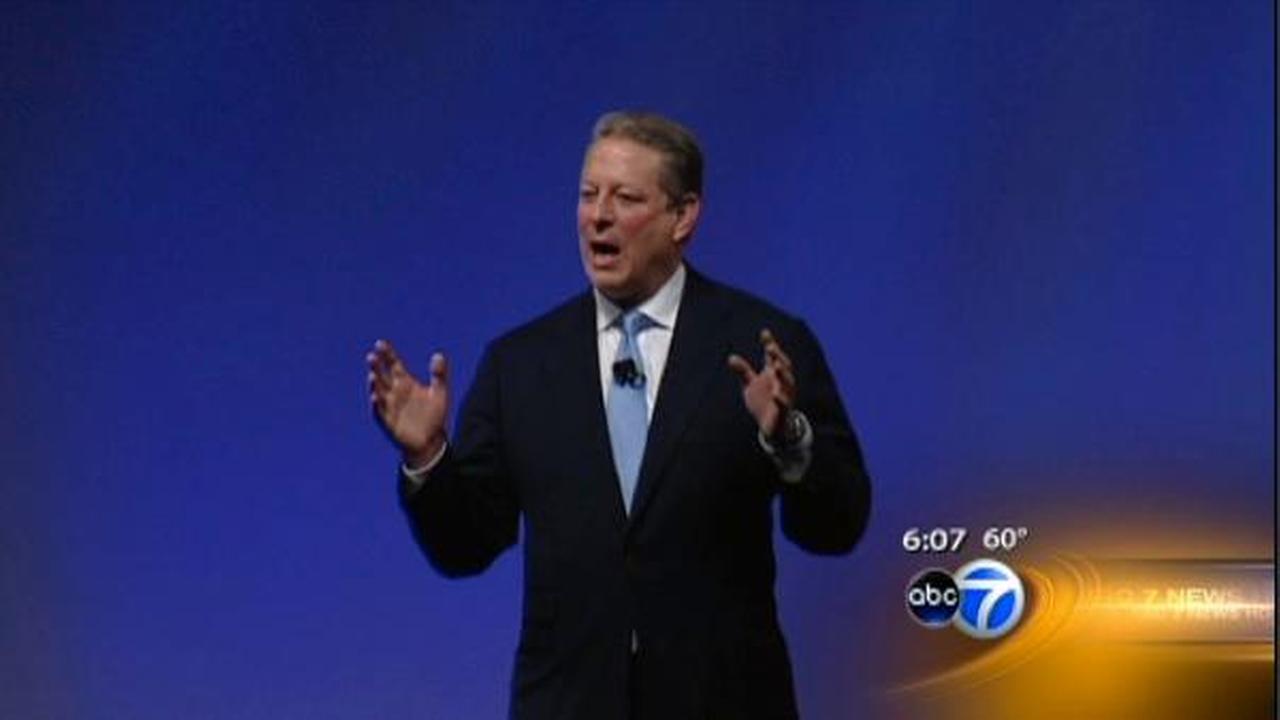 Rumors emerge on Al Gore considering a 2016 run