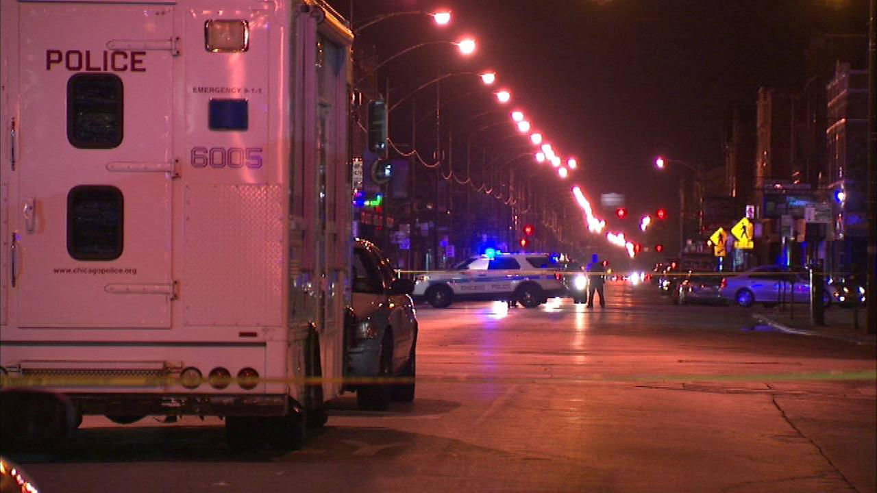 Driver shot after speeding towards police during traffic stop, police say
