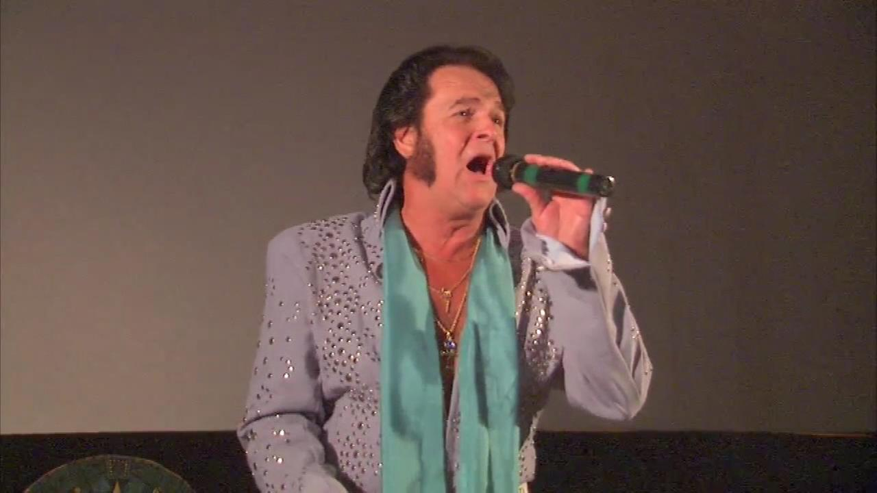 Elvis Presley fans descend on suburban Naperville Sunday night for a special tribute show for The King.
