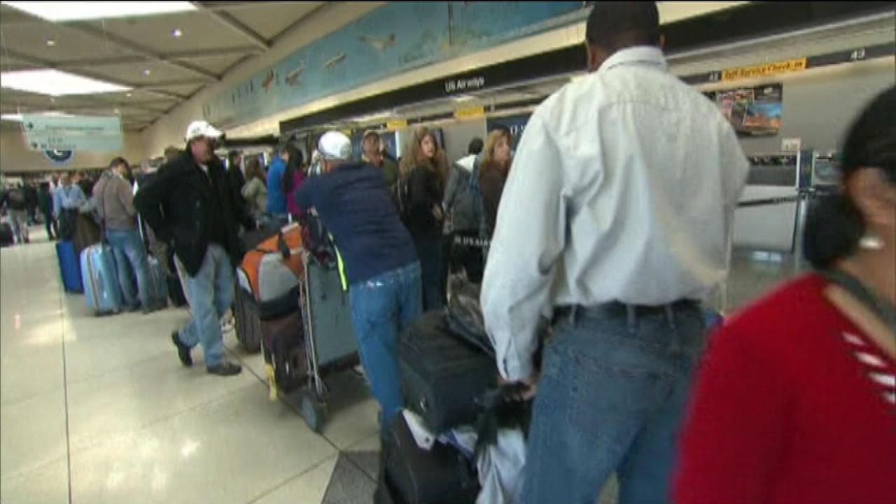 Bigger crowds expected for Labor Day weekend travel