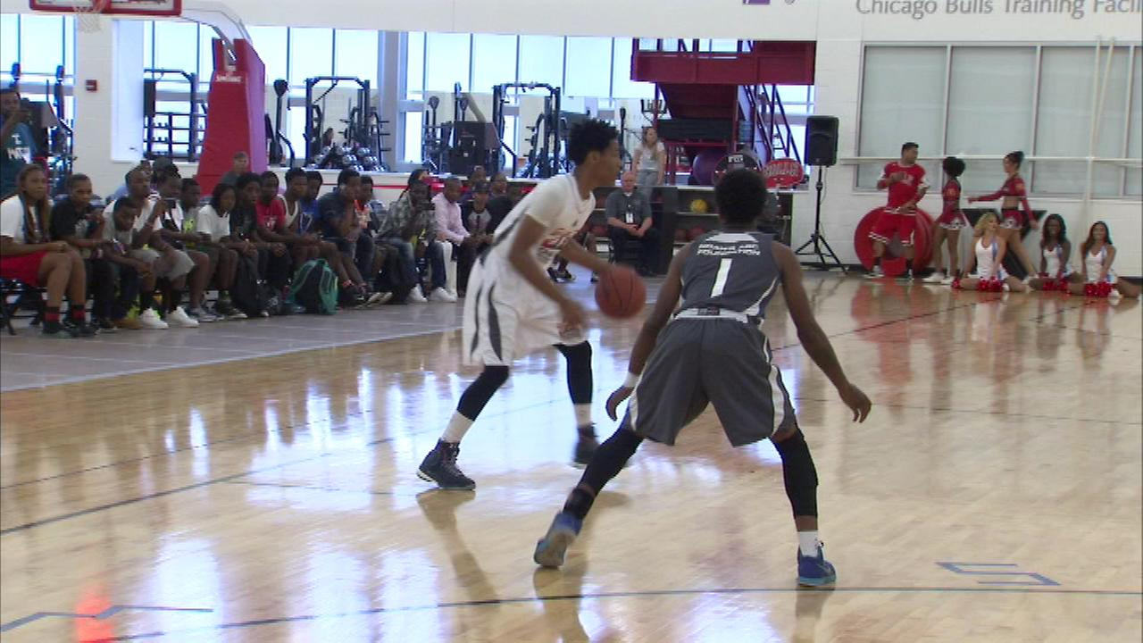 Joakim Noah's foundation hosts 1 City basketball tournament