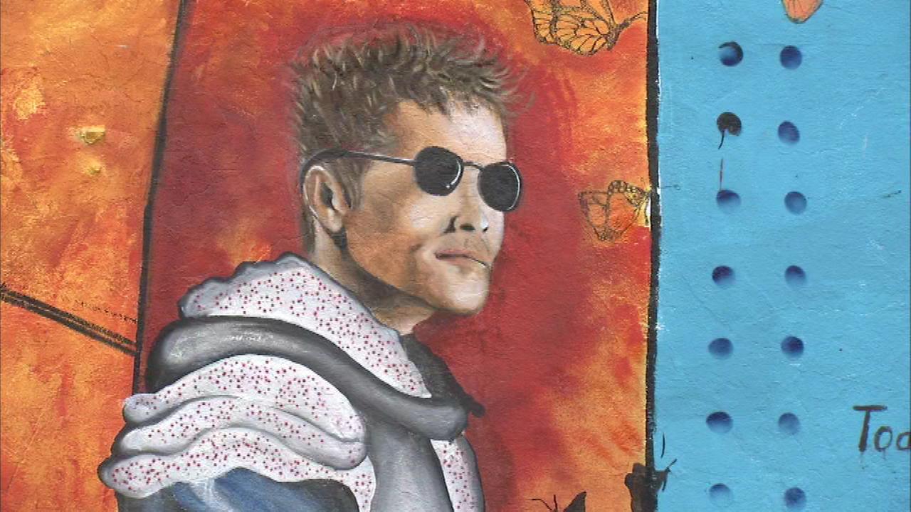 james foley mural