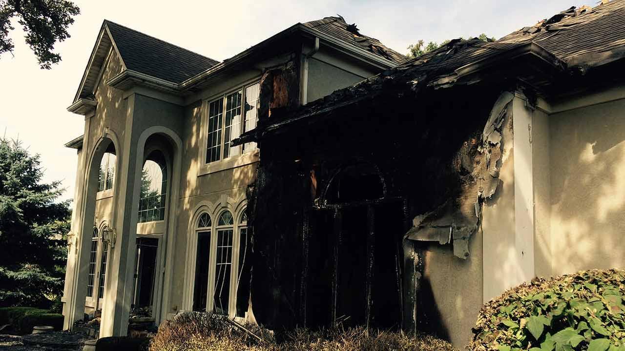 Woman killed in Bartlett house fire