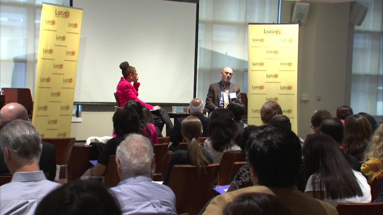 Hundreds gather for 2015 Latino Policy Forum Summit