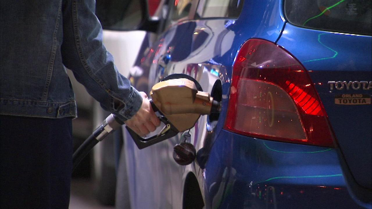 Gas sold for 47 cents per gallon in Michigan town