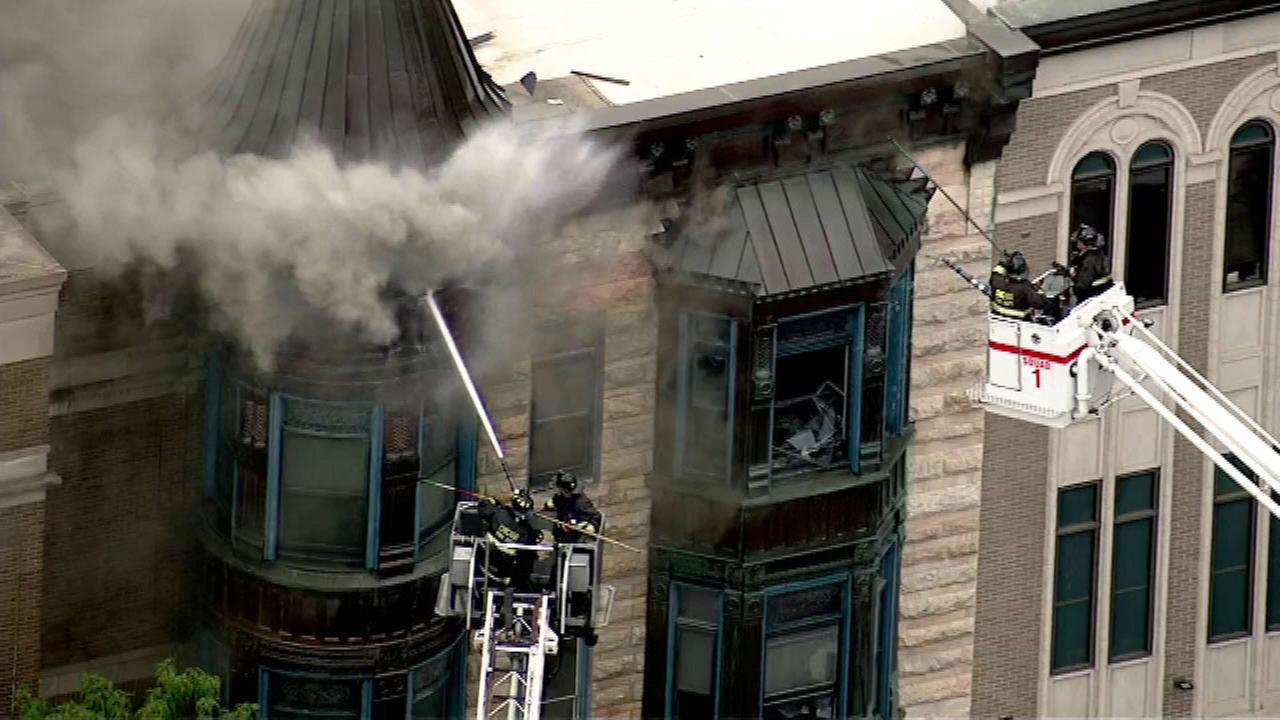 Old Town fire