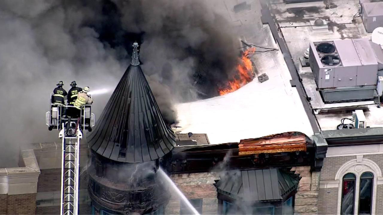 Old Town restaurant fire