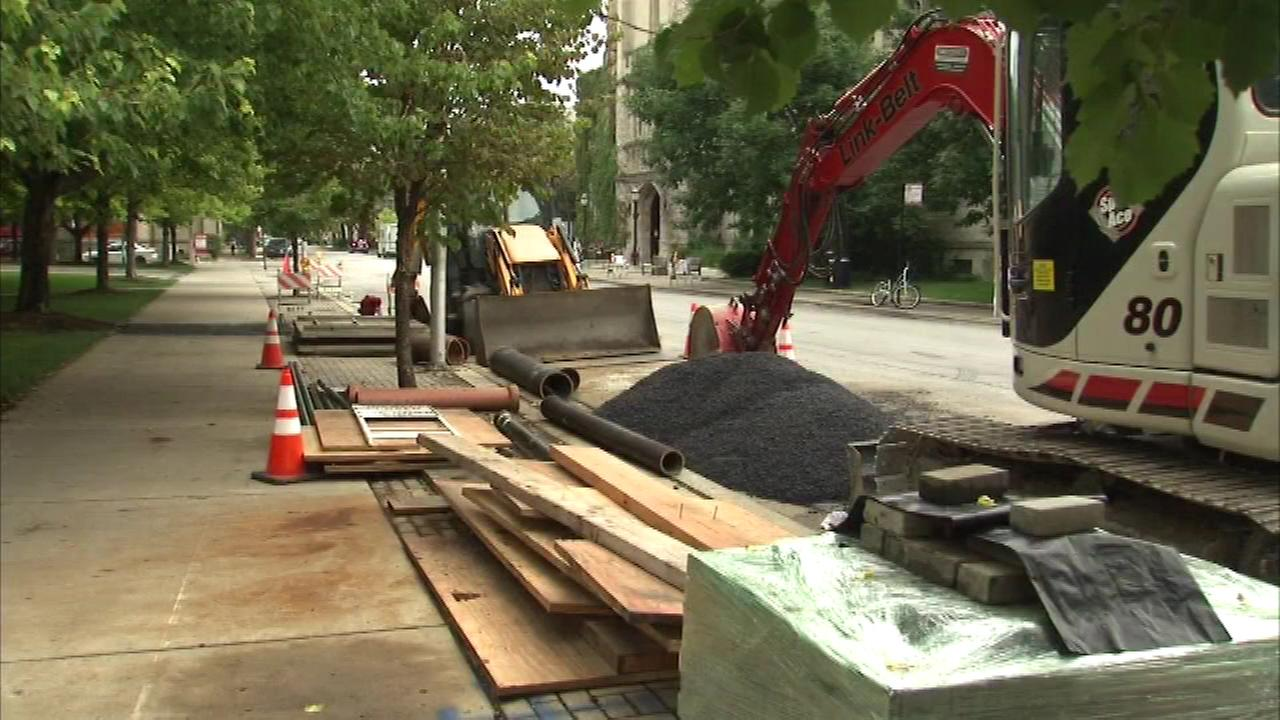 The Chicago Department of Water Management has issued a water boil order for parts of Hyde Park, including portions of the University of Chicago campus.