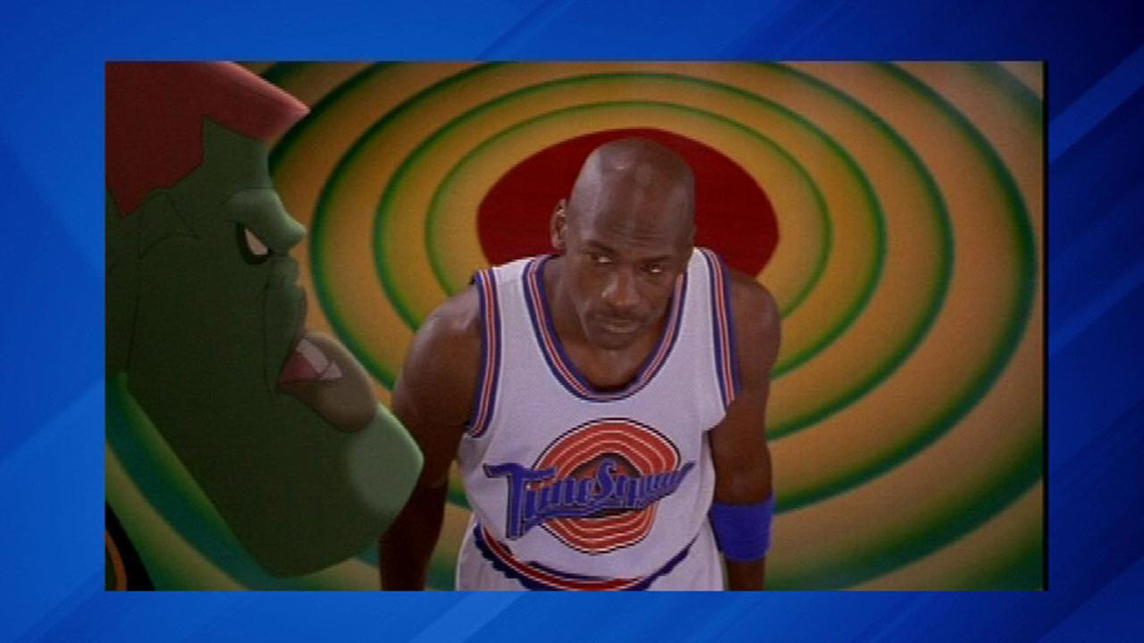 Michael Jordan's 'Space Jam' jersey auction price to start at 10K