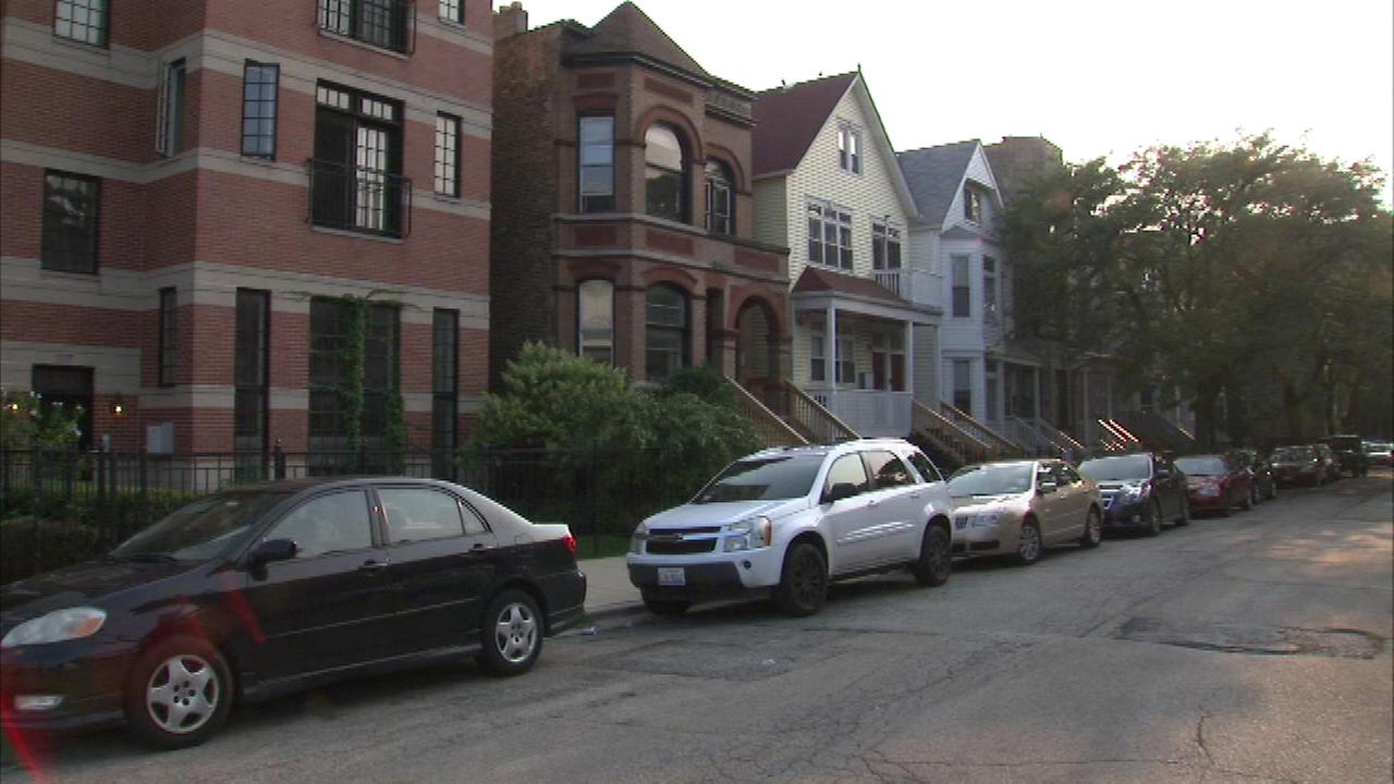A 26-year-old woman tells police she was awakened in her Wrigleyville apartment early Sunday morning to a man attempting to sexually assault her.