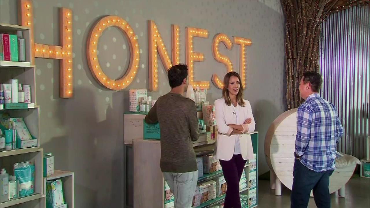 Jessica Alba's 'Honest Company' lawsuit alleges dishonesty