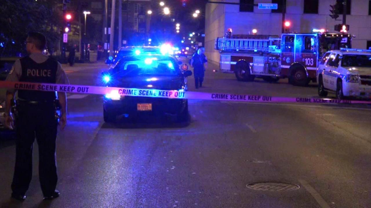 1 dead, 1 injured after nightclub shooting in West Loop
