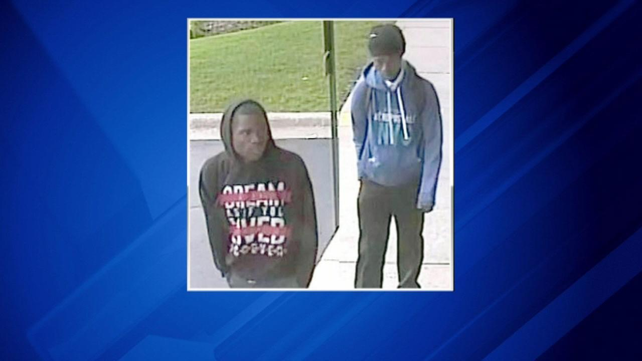 2 charged in Oak Lawn bank robbery