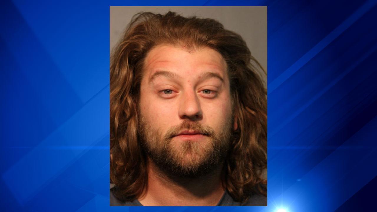 Christopher Hilton, 27, of Schiller Park, Ill.