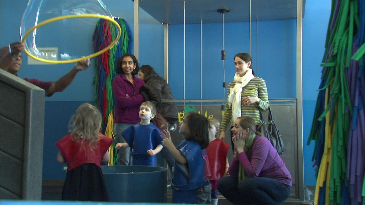 Monday was the last chance to visit the DuPage Childrens Museum for almost two weeks.