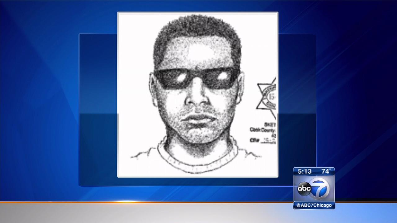 Sketch released of suspect in sex assault of jogger near Joliet