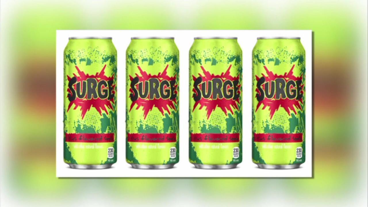 surge drink