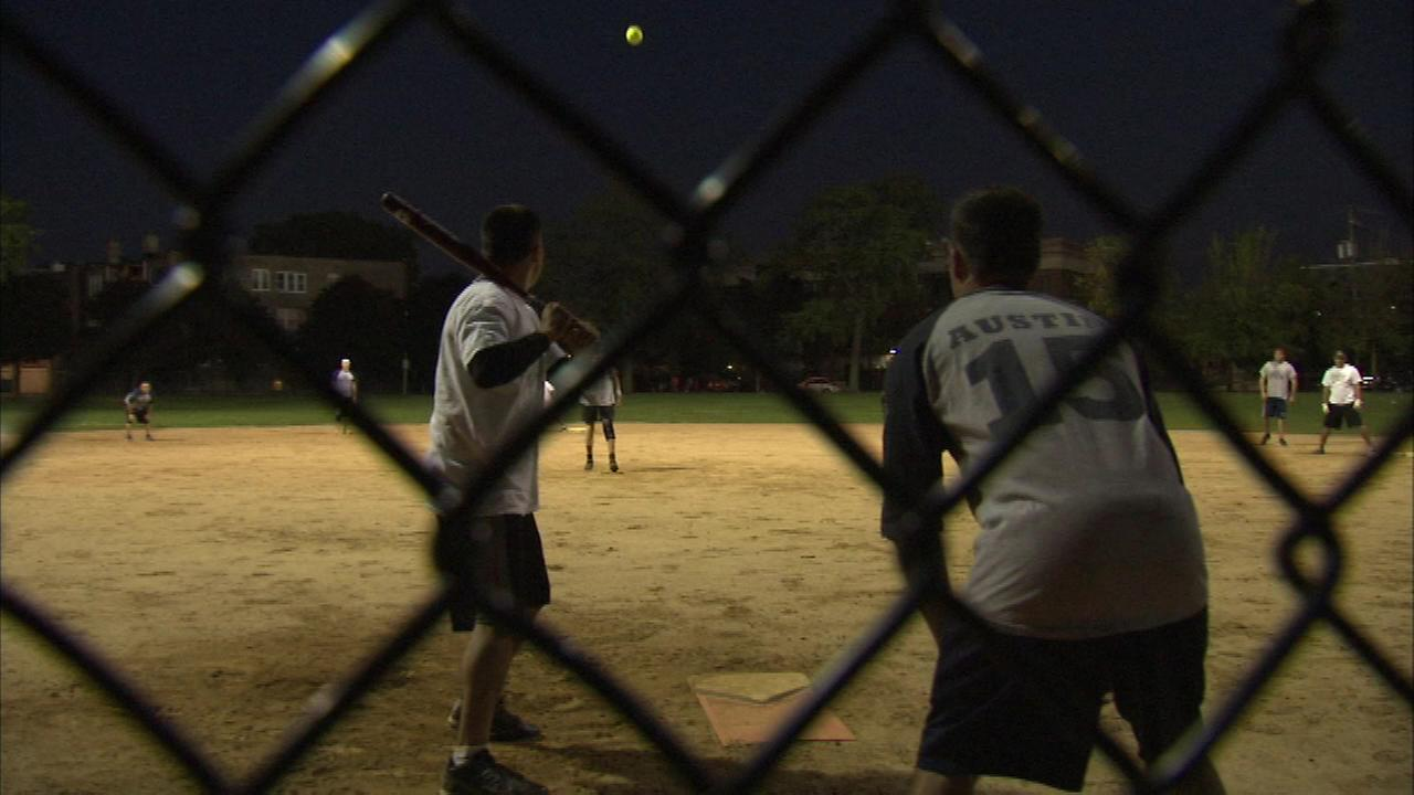 West Side softball game aims to bolster police, community relationship