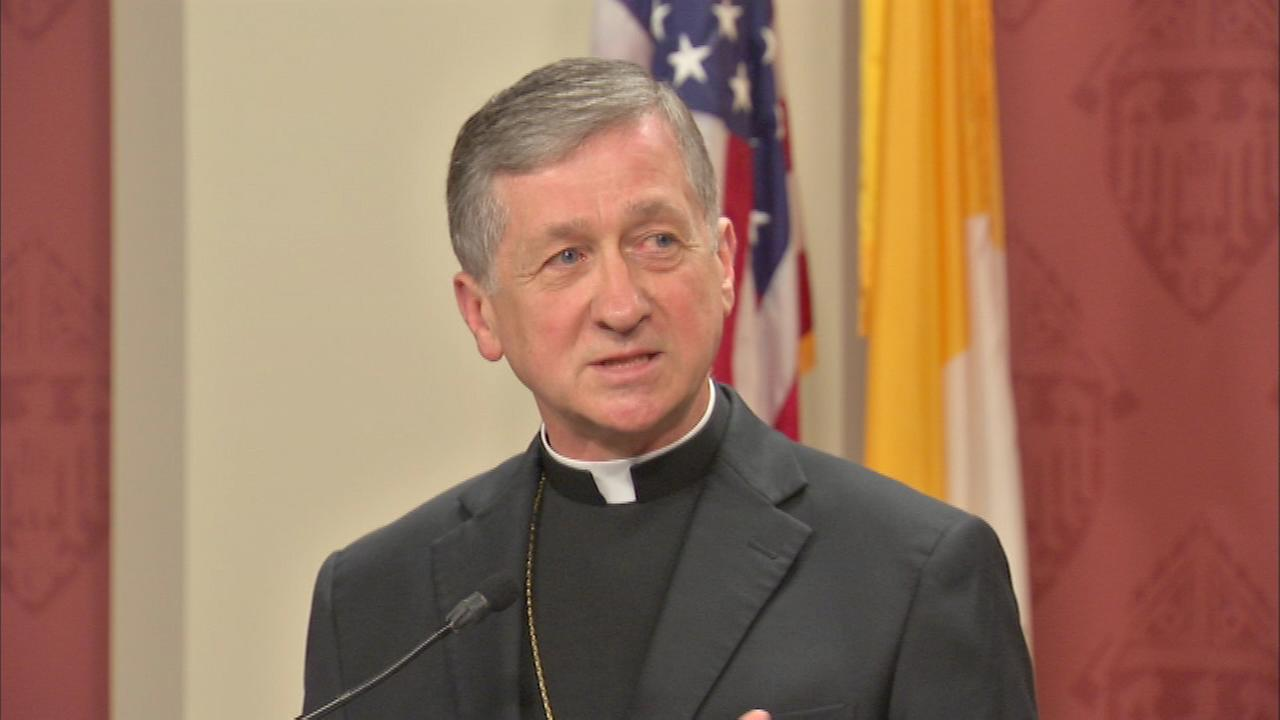 Pope Francis has named Chicago Archbishop Blase Cupich to the Synod of Bishops taking place next month at the Vatican.