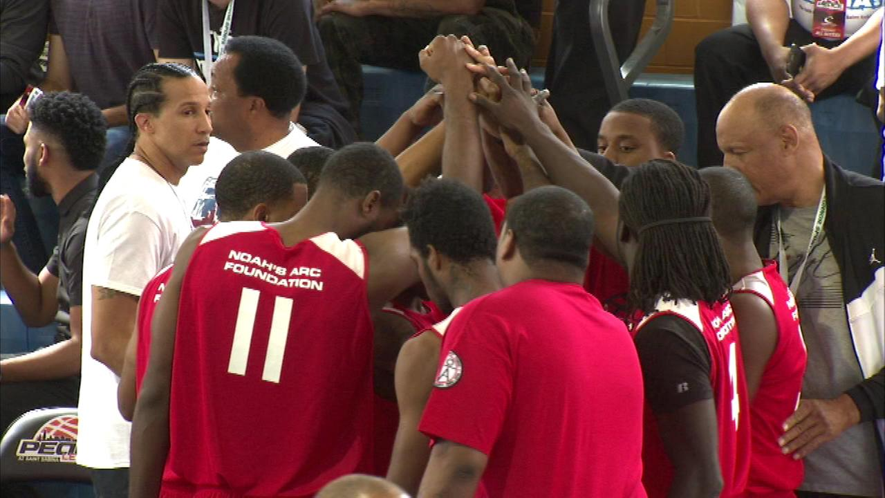 Peace basketball tournament pushes to stop the violence in city