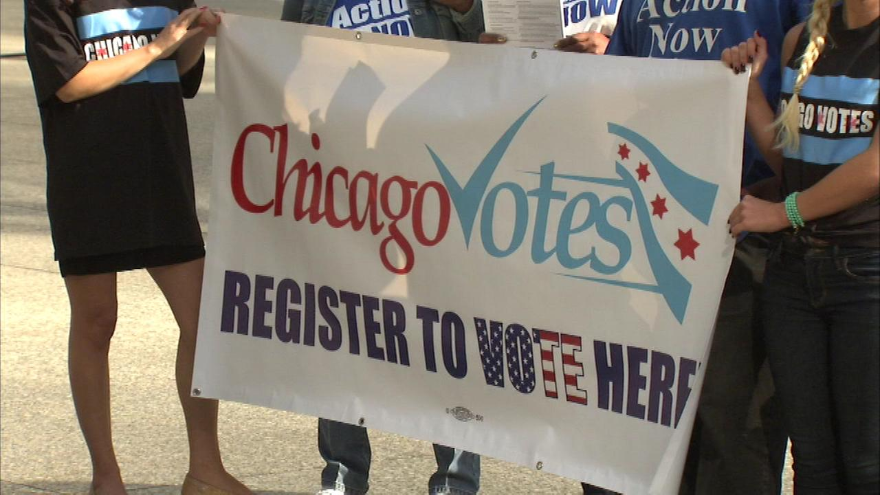 A coalition of community organizations and other groups are behind a new effort now underway aimed at registering more people to vote.
