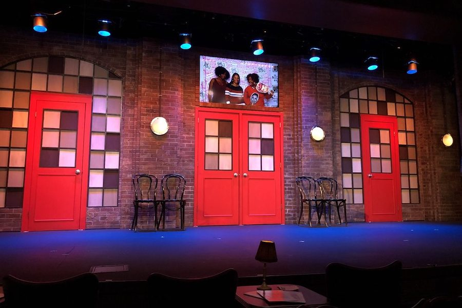 Second City Theatre. | Photo: Janet T./Yelp