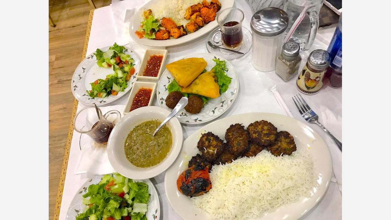 New River North Persian Spot 'Ahwaz Taste Of Persia' Opens Its Doors