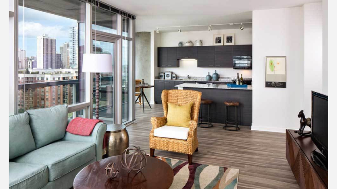 What will $2,200 rent you in River North, right now?