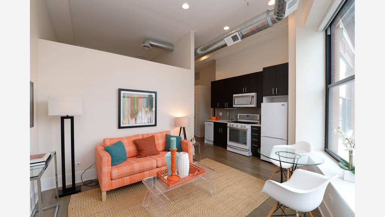 What does $1,500 rent you in Uptown, today?