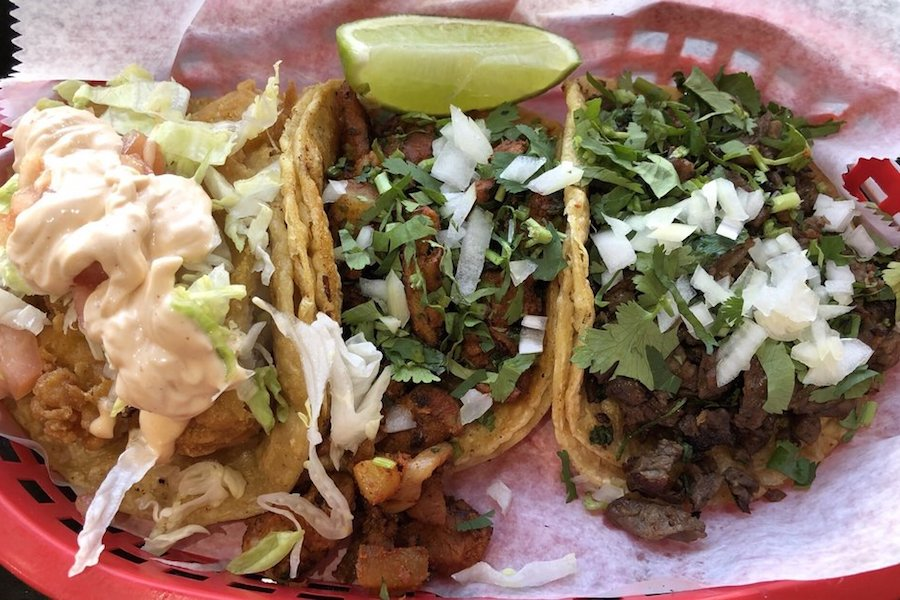 Edgewater Tacos. | Photo: E L./Yelp